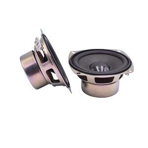 Image 4 - Tenghong 2pcs 3Inch Full Frequency Speakers 4Ohm 5W Audio Speaker Horn For Satellite Speaker Unit DIY Loudspeaker Home Theater