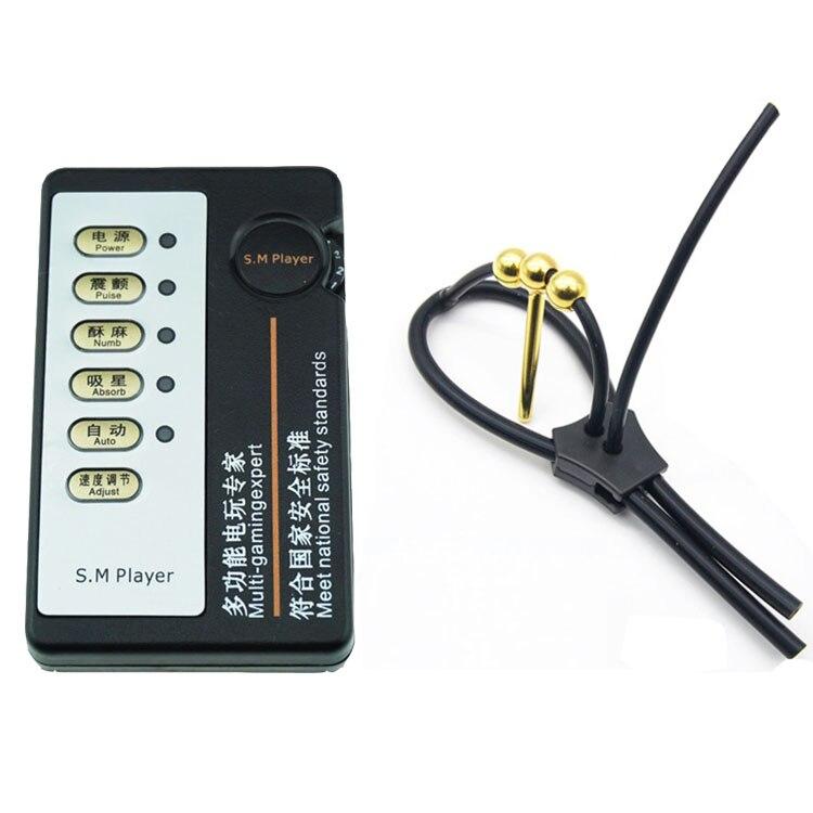 Кольца для электростимуляции пениса фото 336-625