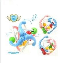 Newborn Plastic Developmental Intelligence Baby Ball Toys Grasping