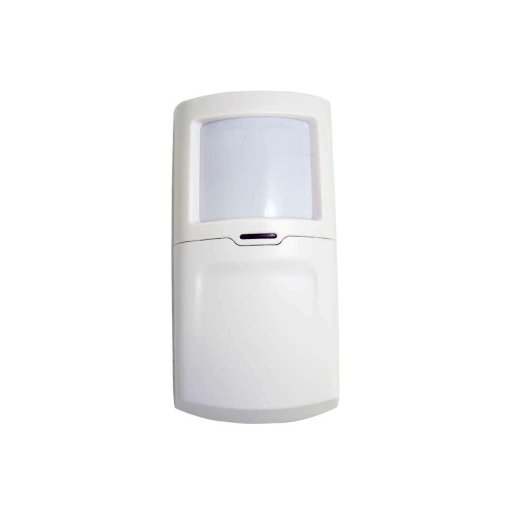 1 PCS Wolf-guard wireless infrared detector 433Mhz self-defense burglar Alarm PIR motion sensor GSM system not   battery