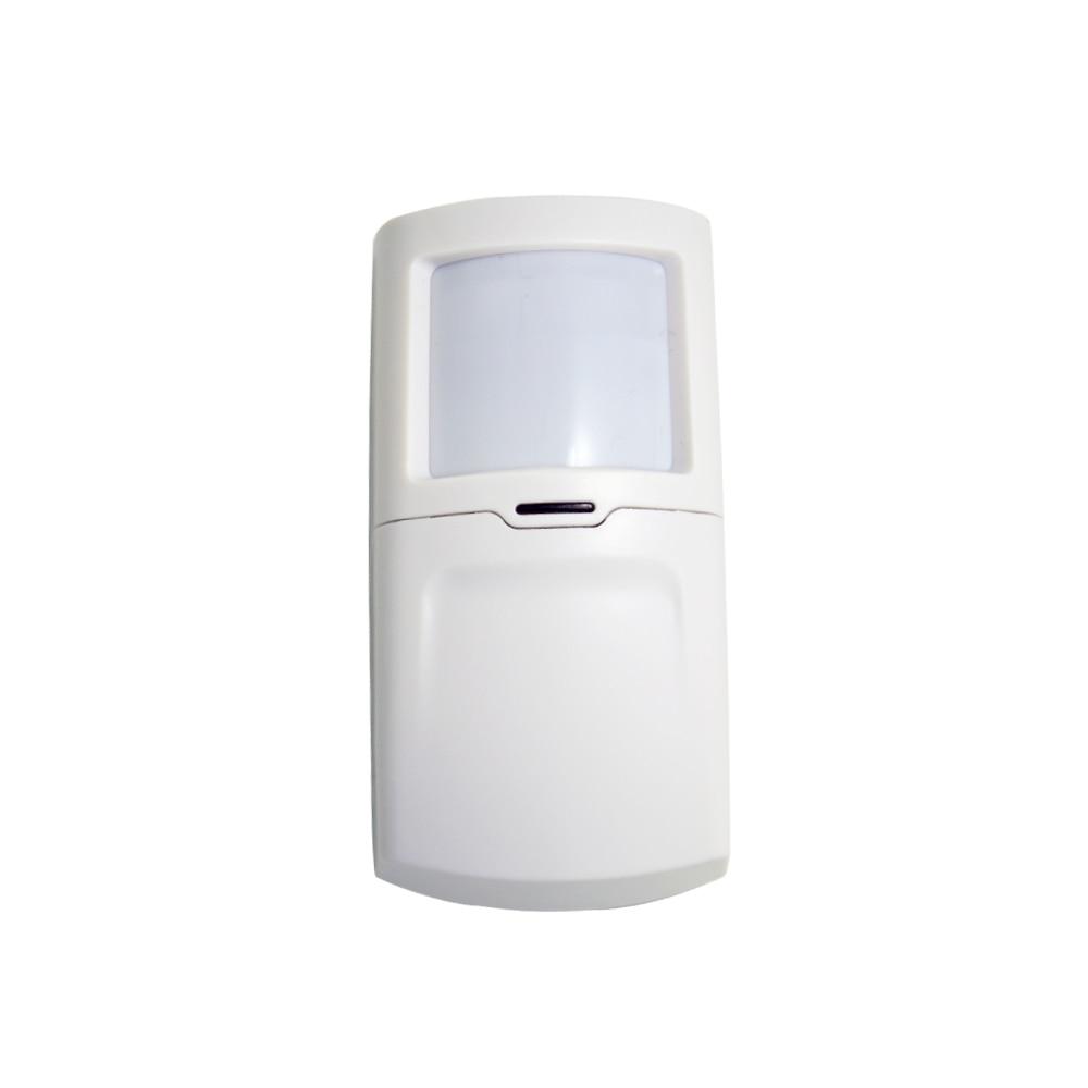 1 PCS Wolf-guard Wireless Infrared Detector 433Mhz Self-defense Burglar Alarm PIR Motion Sensor GSM System Not   Battery