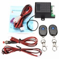 Car Engine Push Start Button RFID Lock Ignition Starter Keyless Entry Start Stop Immobilizer Alarm Systems Driving Security