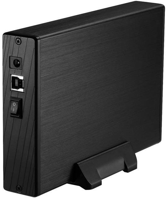 Diseño exclusivo de 3.5 pulgadas Sata II a USB3.0 HDD/SSD recinto/caja/caja de disco duro externo para ordenador PC/notebook Envío Libre