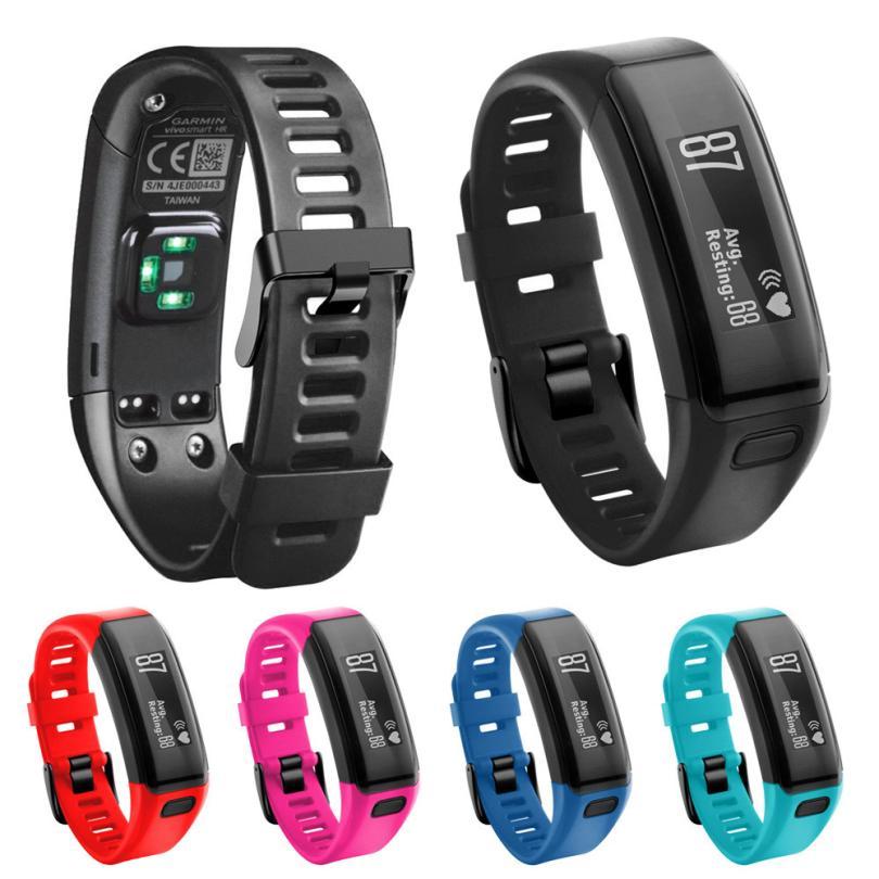 Hohe Qualität Smart Handschlaufe Für Garmin Smartband Silikon Schutzhülle Abdeckung Für Garmin Vivoactive Hr Smart Armband Cleveres Zubehör