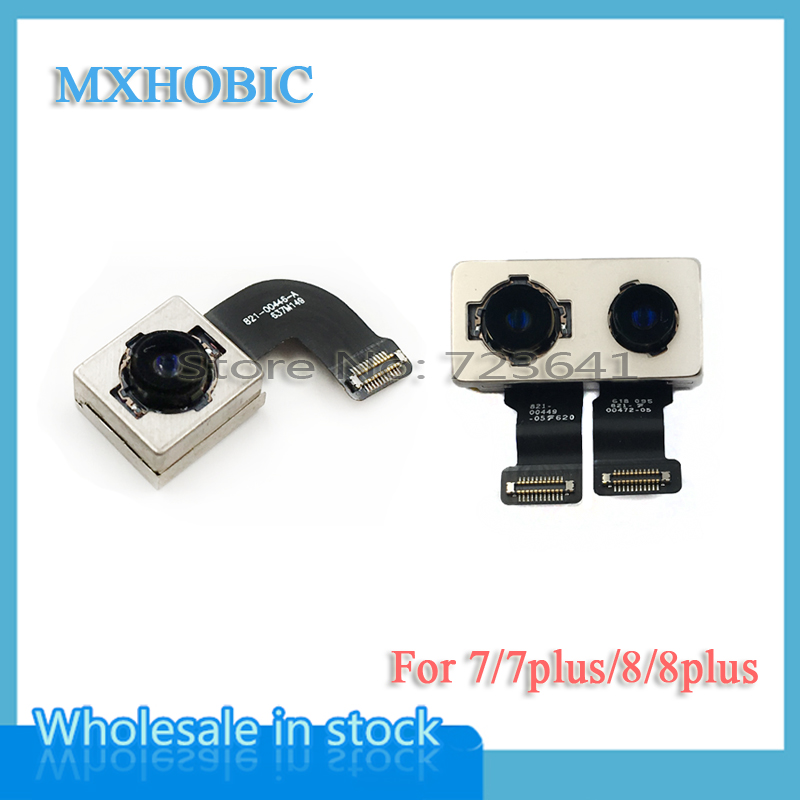 5pcs lot Rear Back Camera for iPhone 7 7G 8 Plus X XR XS Max Big