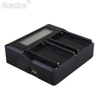 En-el15 dupla digital lcd carregador de bateria para nikon d7000 d7100 d7200 d750 d610 d600 d800 d800e camera