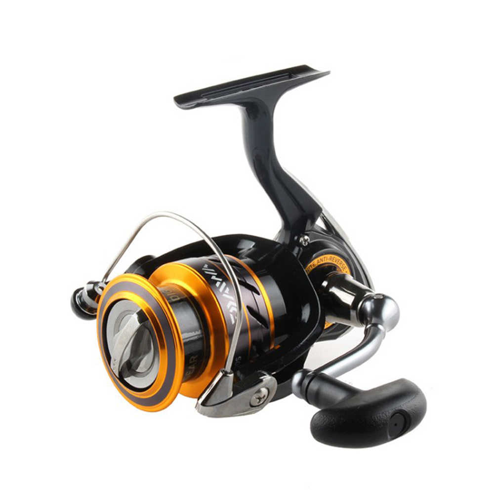 d9909f97a20 DAIWA Spinning Fishing Reel 5.3:1 Gear Ratio 2000S / 2500S / 3000S / 4000S