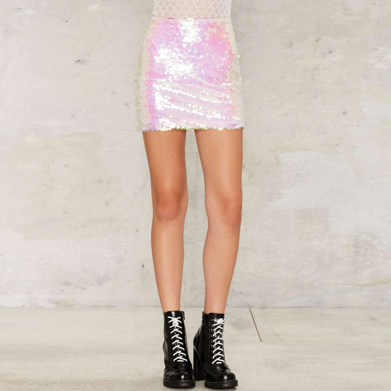 Popular Short Sequin Skirt-Buy Cheap Short Sequin Skirt lots from ...
