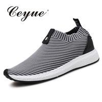 Ceyue Heißer Laufschuhe Für Männer 2017 Atmungsaktive Outdoor Sport Schuhe Für Männer Neue Günstige Slip-On Männer Athletisch turnschuhe Zapatillas