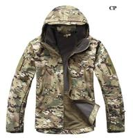 2016 Jacket Men High Quality Lurker Shark Skin Soft Shell TAD V 4 0 Outdoor Military