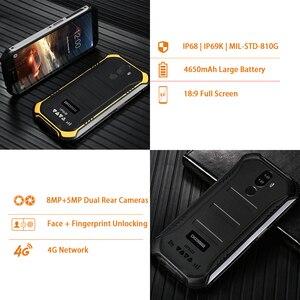 "Image 3 - Doogee S40 3GB 32GB Android 9.0 Pie Cell Phone IP68 IP69K Waterproof 5.5"" 4650mAh Face Fingerprint Unlock 4G LTE NFC Smartphone"