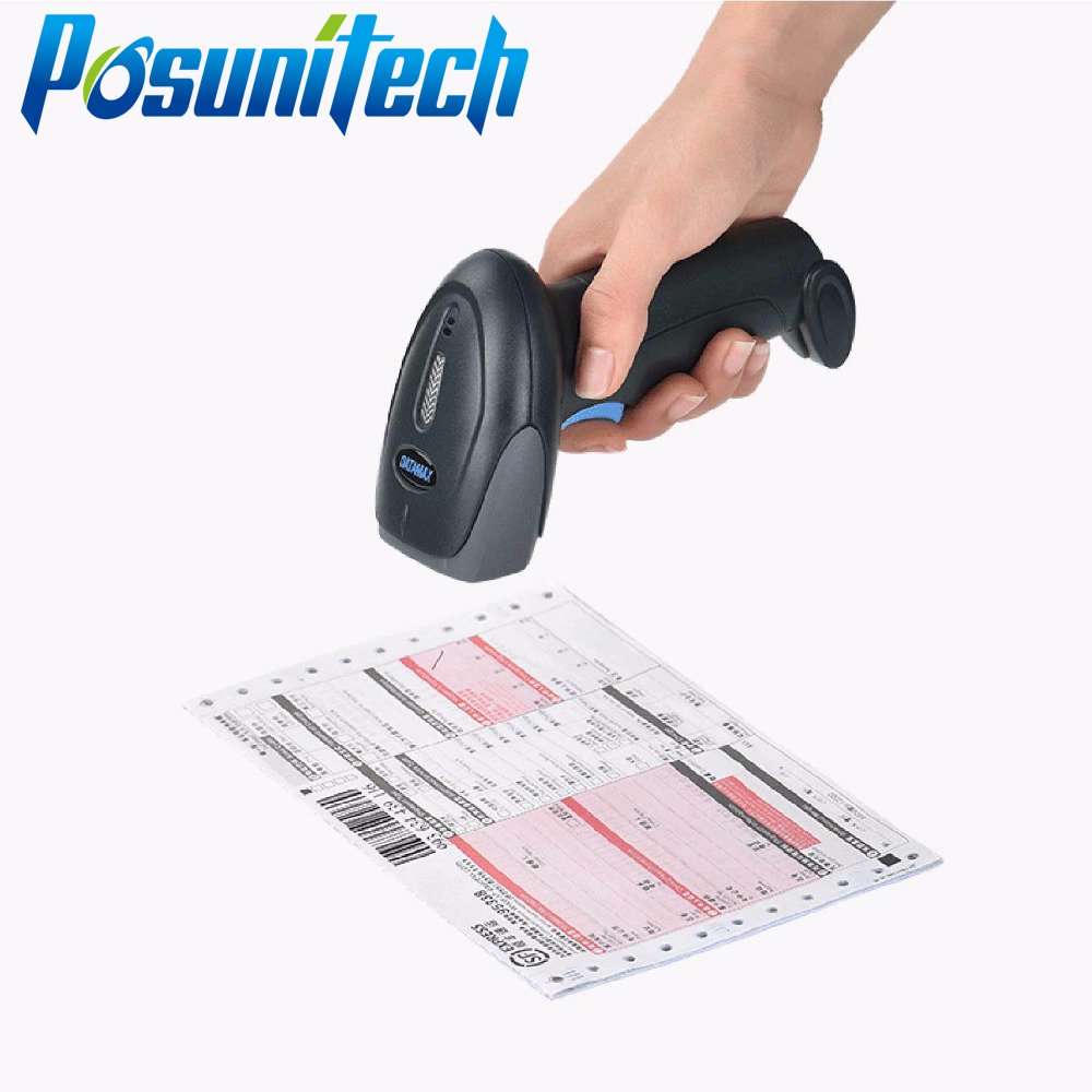 Wireless Barcode Scanner bar Code Reader 2.4G 10m Laser Barcode Scanner Wireless For IOS Android Windows Mac iPad Air Macbook lowest price 2017 super price maxidiag md801 code reader scanner for obd1 obdii protocol free shipping