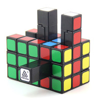 3x3x7 Camouflage Magic Cube Professional Speed Puzzle 337 Cube Educational Toys For Children Cubo Magico Fidget Spinner