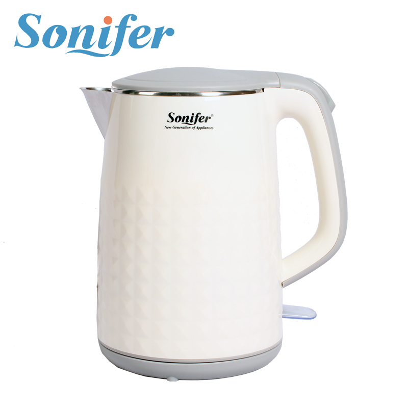 Kettle electric stainless steel Sonifer SF-2015