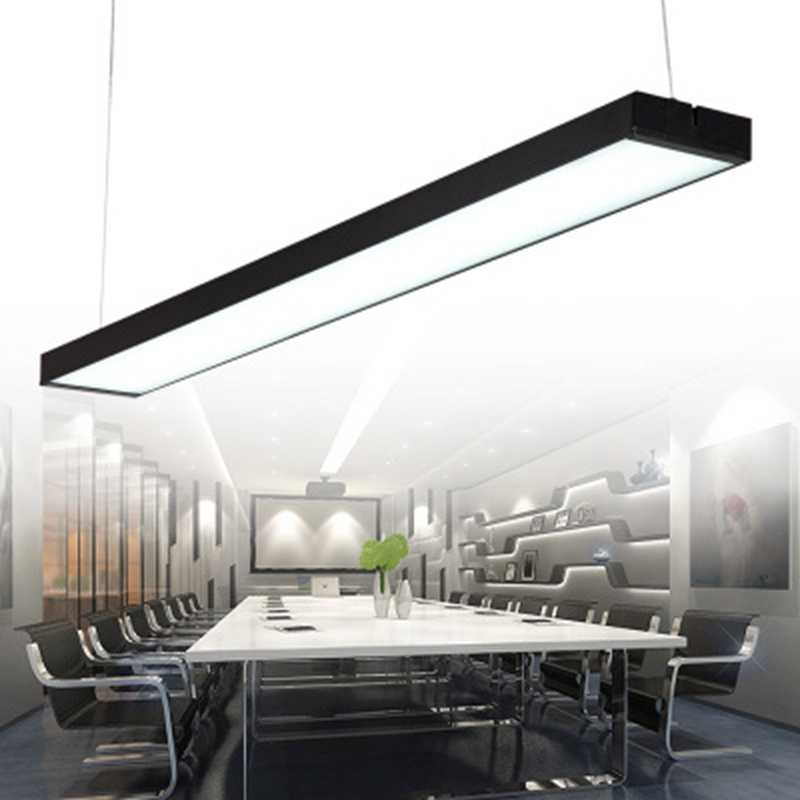 Rectangular Pendant Lights Led Kitchen