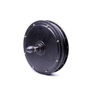 Image 5 - 11.11 2020 Free shipping 48V1000w rear wheel hub motor for electric bike kit wheel motor