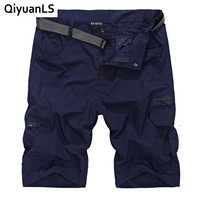 Brand Clothing CLOTHES Straight Men S Shorts 4 Color Breathable Cotton Summer Men S Casual Shorts