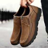 Мужские повседневные туфли лоферы 1