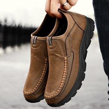 Men's Retro Leisure Shoes