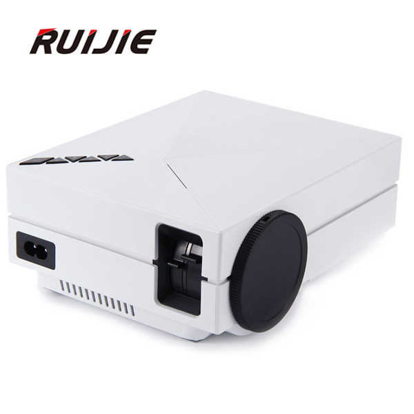 ФОТО 2016 New Original Pocket GM60 Mini Portable LED Projectors 1000 Lumens For Home Outdoor Cinema Theater Support USB VGA HDMI AV