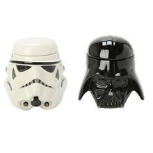 Star Wars becher Schwarz und weißen ritter krieger Dekorationen Bing keramik-tasse absatz cartoon version von Milch