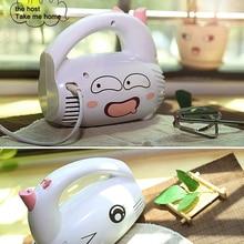 Electric whisk household automatic mini egg opener holding cream baking