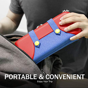 Image 5 - For Nintend Bag Switch Portable Hard Case Travel Protective Shell For Nintendo Switch NS NX Thin Bag Accessories Storage Cover