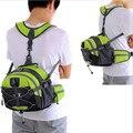 À prova d' água Nylon Cintura Packs Belt Bag Portátil Ultra-grande Capacidade de Homens E Mulheres Saco Da Cintura Frete Grátis D178