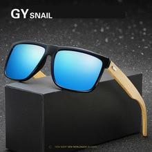 GYsnail Retro Wood Sunglasses Men Bamboo Sunglass Women Brand Design Sport Goggles Mirror Sun Glasses Shades lunette oculo Male
