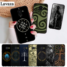 Lavaza The Lord of Rings Well Printed Silicone Case for Samsung A3 A5 A6 Plus A7 A8 A9 A10 A30 A40 A50 A70 J6 A10S A30S A50S