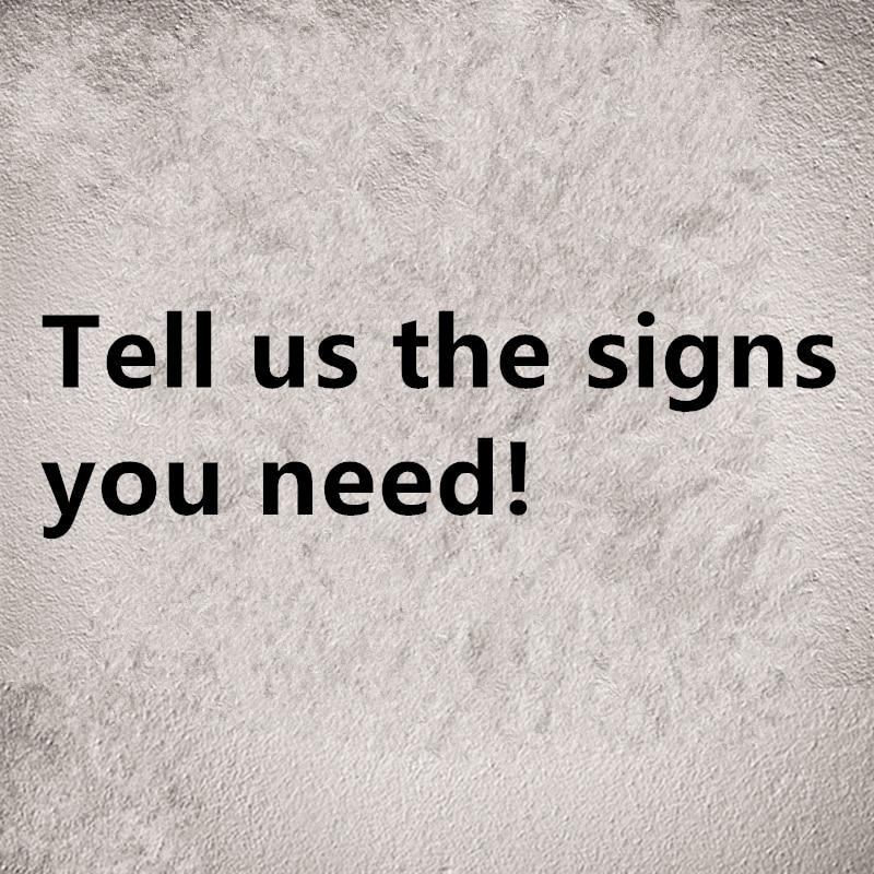 Me diga o que você precisa!