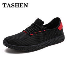 2019 Summer Fashion Men Running Shoes Sneakers Men Outdoor Sports Shoes for Male Mesh Athletic Trainers Men Walking Jogging