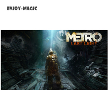 Game metro 2033 Canvas Poster bedding No Frame Home Decoration Wall Art Modern 1 Piece HD Oil Painting Picture Panel Print C-009