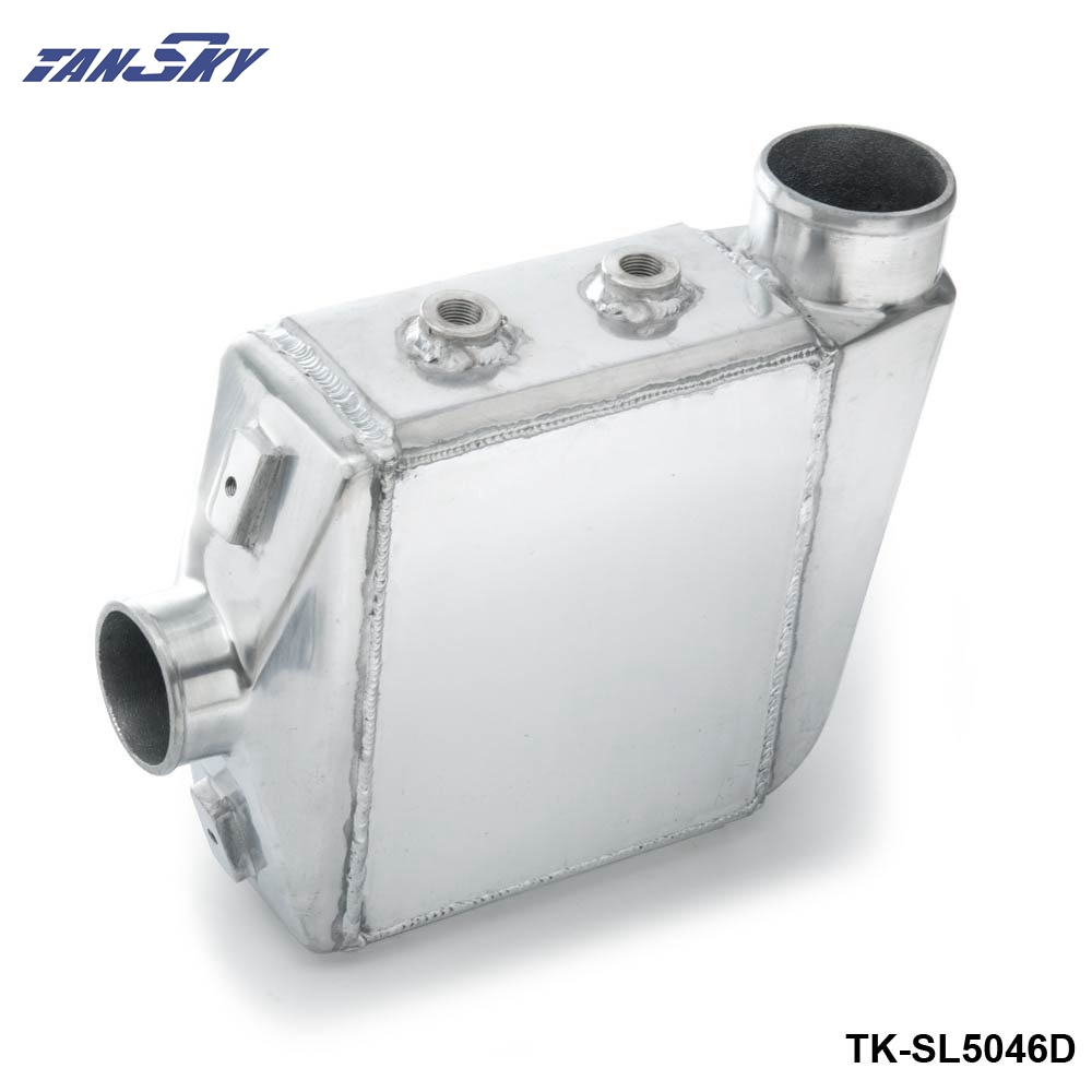 Universal Aluminum Water-to-Air Liquid Racing Intercooler Core: 250 X 220 X 115mm Inlet/Outlet: 3.5 TK-SL5046DUniversal Aluminum Water-to-Air Liquid Racing Intercooler Core: 250 X 220 X 115mm Inlet/Outlet: 3.5 TK-SL5046D