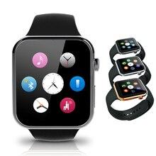 """2016 New Smartwatch A9 1,54 """"Bluetooth Smart Uhr Schrittzähler Pulsmesser Fitness Schlaf Spur Für Andorid iOS IPhone"""
