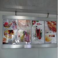 (4 графика/колонки) Ресторан меню СИД платы Дисплей для ресторана, гостиницы, кафе Магазин (single sided)