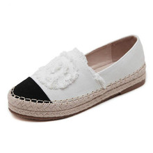 Dropshipping Fashion Comfortable Seasons Women Espadrilles Shoes