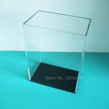 Акриловая защитная коробка для демонстрации прозрачная часов