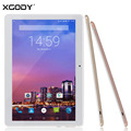 XGODY K109 Android 5.1 Phone Call Tablet PC 4G LTE 2 GB RAM 16 GB ROM MTK6753 Octa Core 10.1 pulgadas WiFi OTG 1920*1200 8.0MP