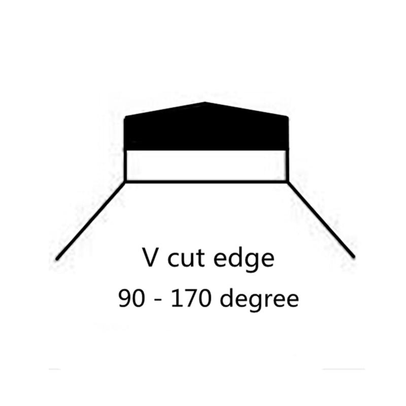 """""""Posalux V"""" deimantiniai įrankiai, 3 mm PCD, supjaustytas - Elektrinių įrankių priedai - Nuotrauka 6"""