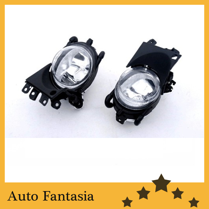 Facefit Front Fog Light (Reflector Type) - for 5 Series E39 2001 - 2003 2pcs right left fog light lamp for b mw e39 5 series 528i 540i 535i 1997 2000 e36 z3 2001 63178360575 63178360576
