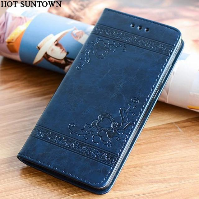 various colors dcd95 b8ef4 US $4.99 |Flowers Leather Case Cover Huawei P9 Case Flip Cover Luxury  Wallet Magnetic Huawei P9 Lite Mobile Phone Shell Coque-in Flip Cases from  ...