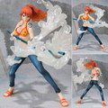 2017 One Piece Action Figures Japanese Anime Figures 14cm Hot Toys Pvc Nami Cartoon Figure Kid Gift Brinquedo Free Shipping