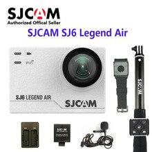 SJCAM SJ6 LEGEND Air 4K 24fps WiFi Ultra HD Remote Action Camera Notavek 96660 Waterproof Sports DV 2.0″ Touch Screen Sport Cam