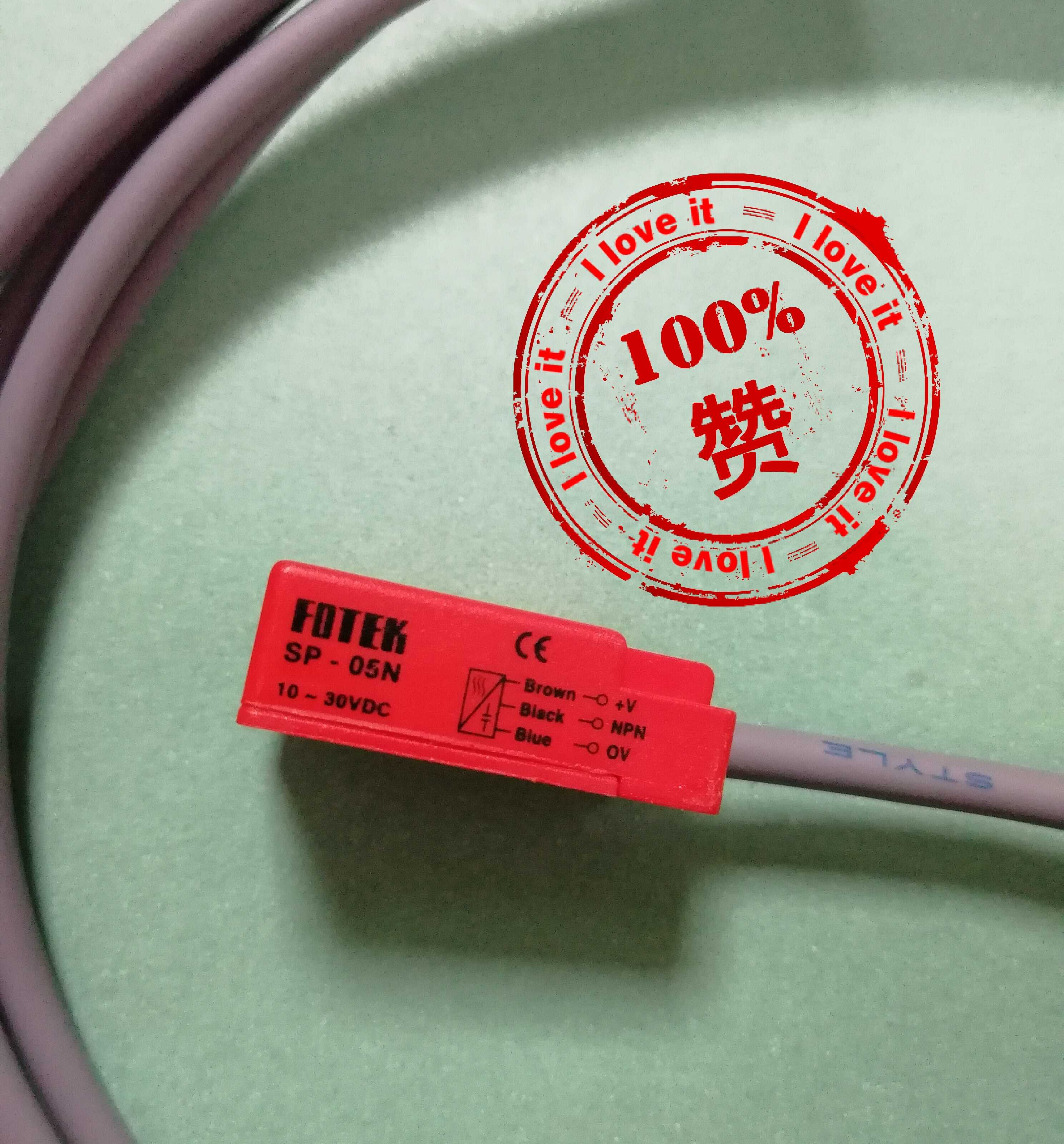 New Original Taiwan Yangming Proximity Switch SP-05N
