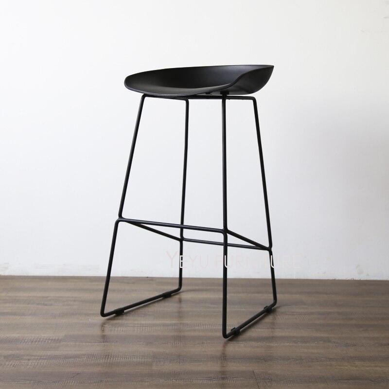 Diseño moderno altura del asiento 65 cm 75 cm taburete de cocina ...