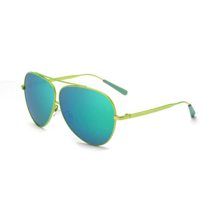 LAOKE colorido 2017 nueva moda bebé niños gafas de sol estilo piloto niños gafas de sol WD548