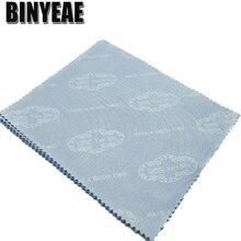 BINYEAE Mesh Breathable Printed Glasses Cloth Microfiber Wipes Mobile Phone Gift Eye High-End Accessories