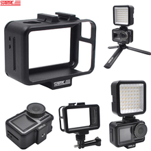 Caméra daction STARTRC OSMO CNC boîtier en aluminium boîtier coque ou étui de protection de bordure accessoires pour caméra daction DJI OSMO