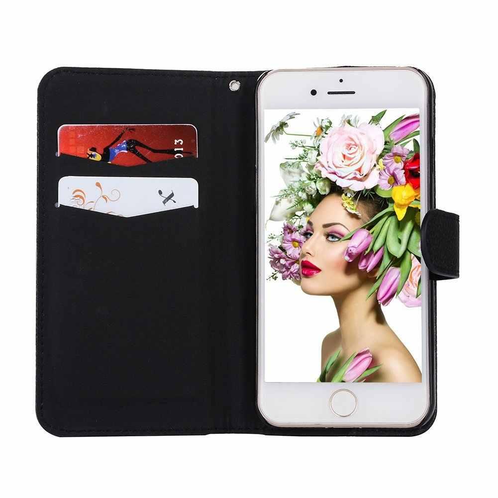 J2 J8 2018 Thời Trang Da điện dành cho Samsung Galaxy Samsung Galaxy M30 M20 M10 J4 J6 2018 J5 Thủ J3 J7 2016 2017 Chống đập Vỏ Điện Thoại